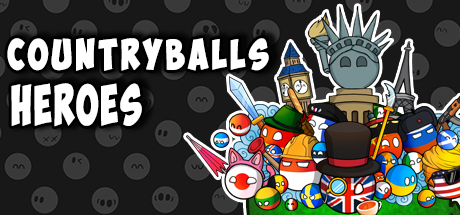 CоuntryBalls Heroes